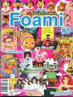 Revistas de manualidades con Foami en Manualidades con Foami / Goma Eva / Foamy