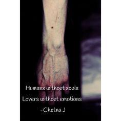 CJ SOULS EMOTIONS LOVERS