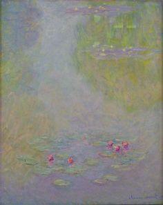 "Claude Monet ""Water Lilies, 1908"""