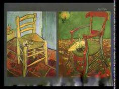El pintor Y su Obra Palettes Van Gogh La habitacion de Arles - YouTube