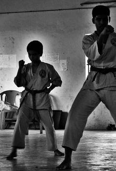 Amanda Fernandez Photography ©  #amandafernandezphotography #India #Kerela #karate
