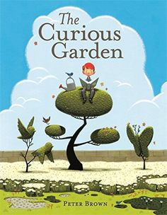 The illustrations in this book are stunning. Of the times, yet timeless, they evolve perfectly in step with the narrative. The sensitive, quiet handling of the material - both the story content and the illustrator's methods- accurately reflect the character of the protatgonist and the story itself. The Curious Garden by Peter Brown http://smile.amazon.com/dp/0316015474/ref=cm_sw_r_pi_dp_zzpkwb1EJ3V6A
