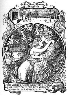 In the Winter When Everything is Dead She Must Come and Live with Me In My Palace Underground - The Yellow Fairy Book by Andrew Lang, 1894 не А/П технічно, але ситуація дуже схожа Love Coloring Pages, Children's Book Illustration, Food Illustrations, Gravure, Art Inspo, Book Art, Fantasy Art, Fairy Tales, Winter