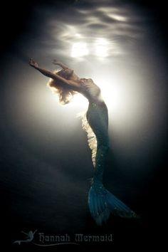 Mermaid Hannah Fraser