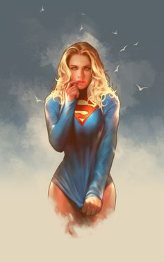 ArtStation - Supergirl, Abraão Lucas - Bebe Tutorial and Ideas Supergirl Comic, Superman Comic, Supergirl Season, Batman, Scarlett Johansson, Superman Hd Wallpaper, Foto Top, Wander Woman, Univers Dc