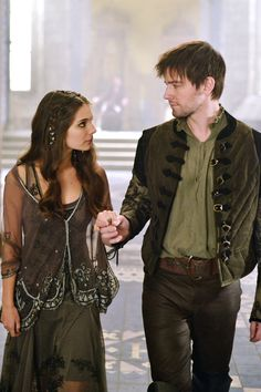 Kenna and Bash | Reign