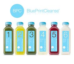 Blue Print Cleanse - Sometimes you just need to detox and take a break from everything!