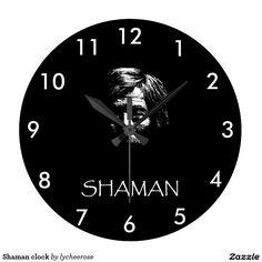 Shaman clock