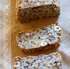 Pain a l'avoine / pain riche en fibres Haverbrood / vezelrijk brood – Cooking Love Banana Bread Almond Flour, Banana Bread French Toast, Banana Bread Muffins, Easy Banana Bread, Healthy Sweet Snacks, Healthy Vegan Desserts, Diet Desserts, Diet Snacks, Eating Healthy
