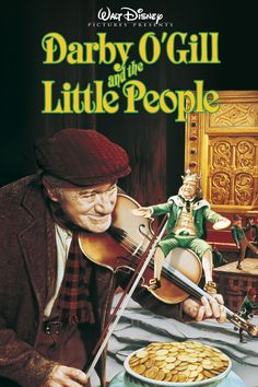 """Darby O'Gill and the Little People"" (1957)"