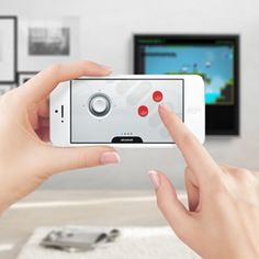 uKontrøll: Hassle-free connection between the controller you always carry with you and the games you love.