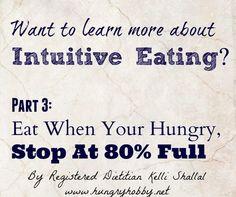 Intuitive Eating Par