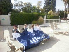 Hilton Park Nicosia Sales Blitz  #hilton #salesblitz
