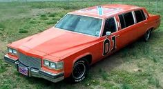 Stretched General Lee