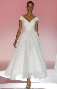 Los 50 vestidos de novia más bonitos de esta temporada ¡Todos te encantarán! Image: 16