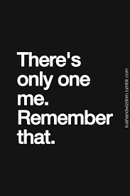 You'll remember.