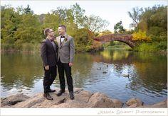 gapstow bridge wedding photography