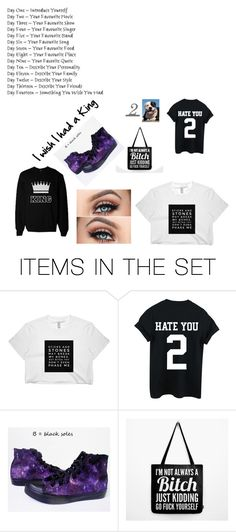 """Day 14 ~ I Wish I Had..."" by marissaw-love ❤ liked on Polyvore featuring art"