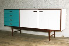 furniture makeover retro sideboard                                                                                                                                                      More