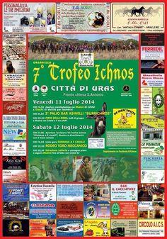 7° TROFEO ICHNOS – URAS – 11-12 LUGLIO 2014