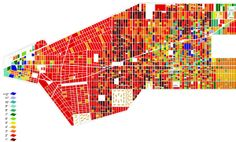 Height Map Rem Koolhaas