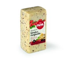 Paiva Flamengo Cheese with Basilic & Tomato Loaf 4.96Lb/2.25Kg Aprox.