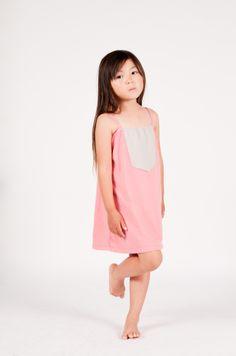Go Gently Baby Super Jersey Dress // PoppysCloset.com