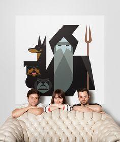 Oh my God Posters – Fubiz™