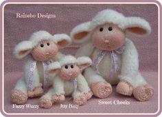 Three Knit Lambs   Craftsy