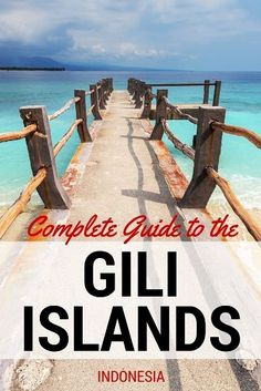 Our complete guide to things to do in the Gili Islands and Gili Trawangan including the best places to stay, which islands have what, how to get to the Gili Islands from Bali and Lombok, visiting the Gili Islands with kids and our budget! Places To Travel, Travel Destinations, Places To Go, Ubud, Phuket, Travel With Kids, Family Travel, Bali Lombok, Gili Air