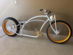 Trike Bicycle, Cruiser Bicycle, Bmx Bikes, Cool Bicycles, Cool Bikes, Beach Cruiser Bikes, Beach Cruisers, Lowrider, Push Bikes