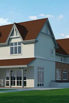 The architects have the responsibility to draw the blueprints, and being professionals, they work closely with you to customize your building designs to turn it to your expectations. Building Designs, Architects, Architecture Design, Shed, Construction, Outdoor Structures, Cabin, House Styles, Awesome