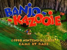 Banjo Kazooie (1998)
