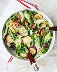 Roasted Potato Salad | Orchard Street Kitchen