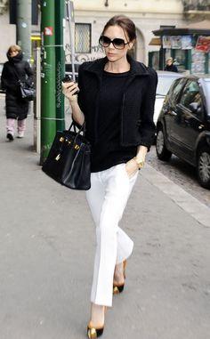 Victoria Beckham #captoe