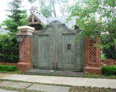 1000 Images About Brick Columns On Pinterest Entrance