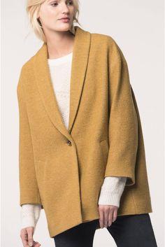 b7ac039c4c31 25 meilleures images du tableau manteaux   Coats, Fall winter et Jackets