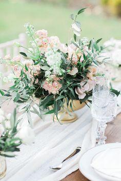 Pretty English Garden Inspiration | Bowtie & Belle Photography | Bridal Musings Wedding Blog