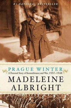 Prague Winter by Madeleine Albright   14 Nonfiction Books Your Book Club Needs To Read Now