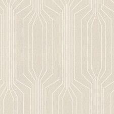 "Elements Rousseau 33' x 20.5"" Geometric 3D Embossed Wallpaper"