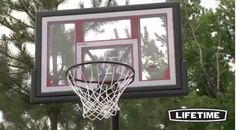 "Lifetime 1534 48"" Portable Basketball System"