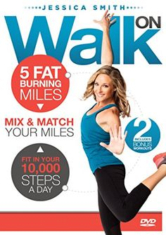 10000 Steps Weight Loss Walk On 5 Fat Burning Miles Walking Exercise DVD * You can get more details by clicking on the image. (This is an affiliate link) Workout Dvds, Hip Workout, Workout Videos, Exercise Videos, Floor Workouts, At Home Workouts, Power Walking, Walking Plan, Half Marathon Training Plan