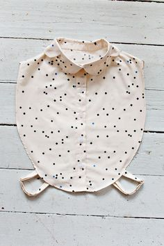 DIY | Scalloped Coll