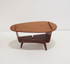 Gustave Gautier , table basse 1955