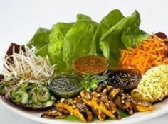 Thai Lettuce Wraps From The Cheesecake Factory Recipe