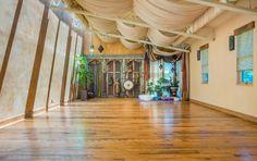 Look no further: We found Colorado's ultimate wellness destination: The yoga studio at True Nature Healing Arts near Aspen