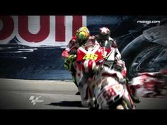 Moto GP - kwintesencja wyścigów / Best of 2011: Slow Motion, via YouTube.