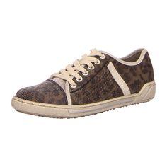 NEU: Rieker Sneaker 42417-91 - metallic -