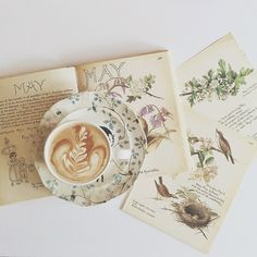 Happy 1st day of May!! #simplyrosielovescoffee #anthropologie #rosiemonthlypour