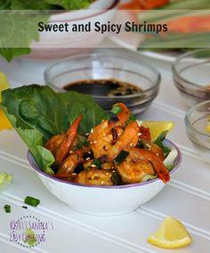 Spicy Sweet Shrimp